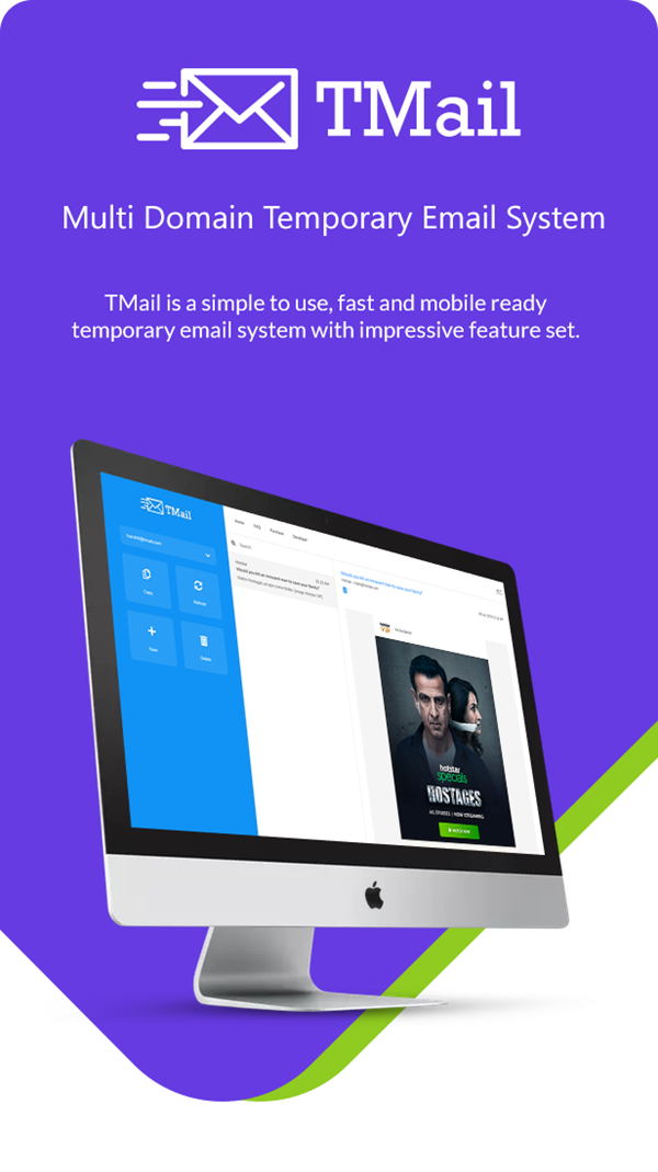 TMail - Multi Domain Temporary Email System - 5