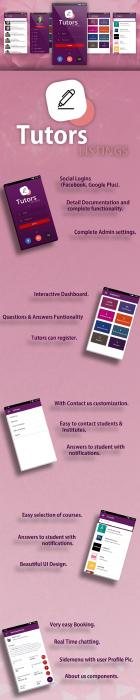 Tutors Mobile App
