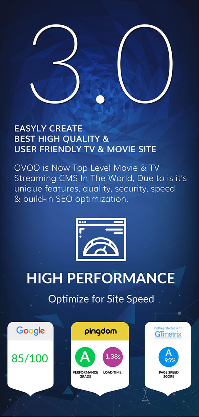 OVOO - Live TV & Movie Portal CMS with Unlimited TV-Series - 3