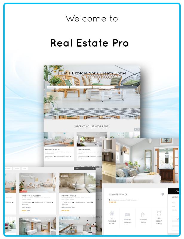 Real Estate Pro - WordPress Plugin - 3