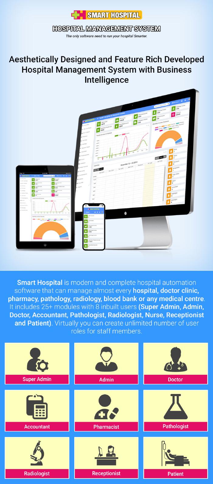Smart Hospital : Hospital Management System - 39