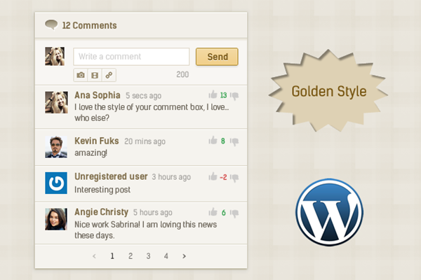 CommentPress - Ajax Comments, Insert, Edit and Delete Comments for WP - 3