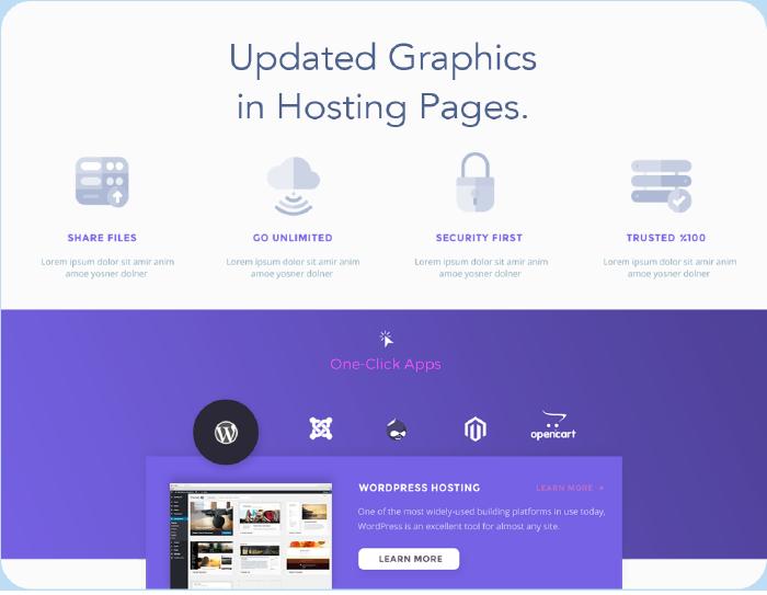 Hostify — Hosting HTML & WHMCS Template - 13