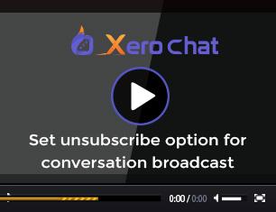 XeroChat - Best Multichannel Marketing Application (White Label) - 23