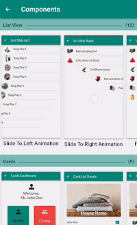 UIUX - IONIC 4 UI Design Components   Multipurpose Starter App - 11