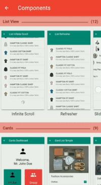 UIUX - IONIC 4 UI Design Components   Multipurpose Starter App - 8