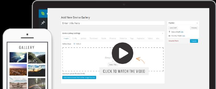 Best Responsive WordPress Gallery Plugin