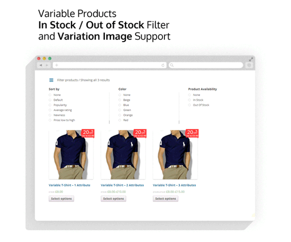 Product Filter for WooCommerce - 5