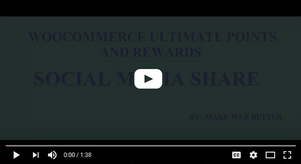 WooCommerce Ultimate Points And Rewards - 6