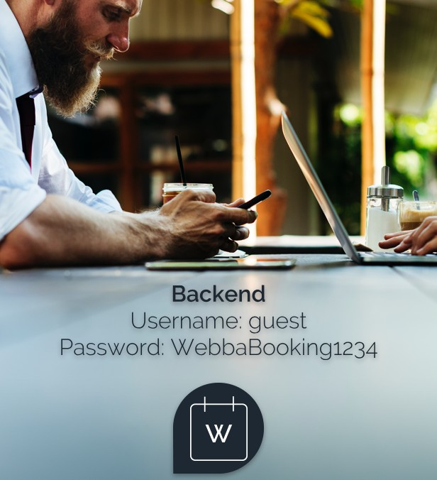 Webba Booking - WordPress Appointment & Reservation plugin - 11
