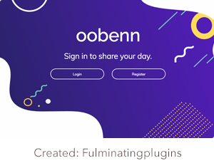 oobenn Instagram Style Social Networking Script - 6