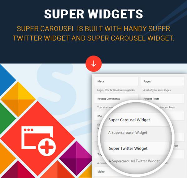 Super Widgets