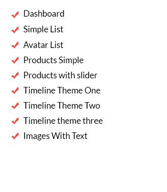 UIUX - IONIC 4 UI Design Components   Multipurpose Starter App - 24