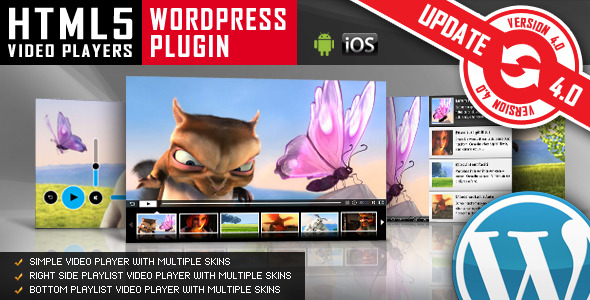 RANGES - Video Player With Multiple Start and End Points - WordPress Plugin - 1