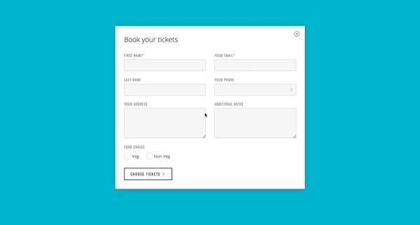 Eventer - WordPress Event Manager Plugin - 1