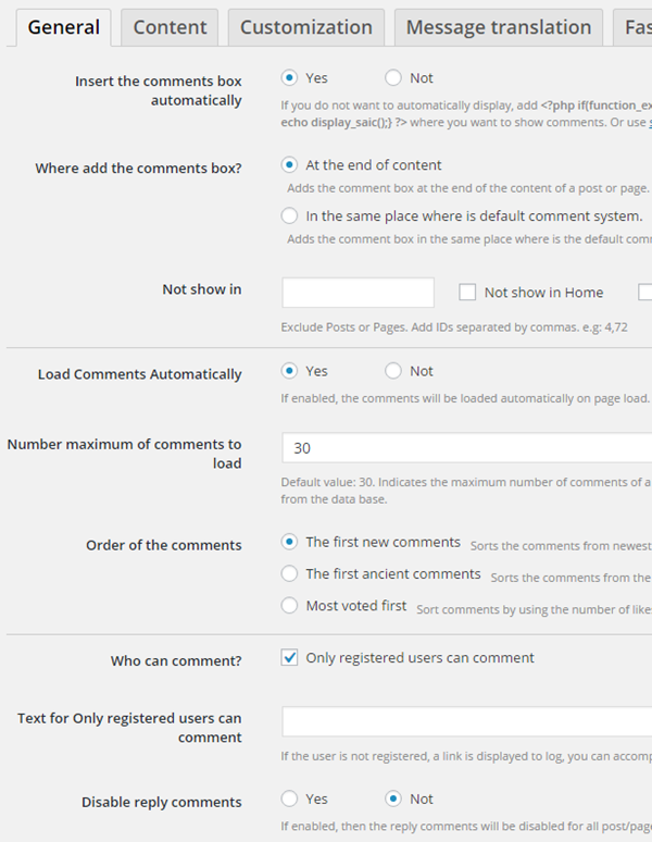 CommentPress - Ajax Comments, Insert, Edit and Delete Comments for WP - 7