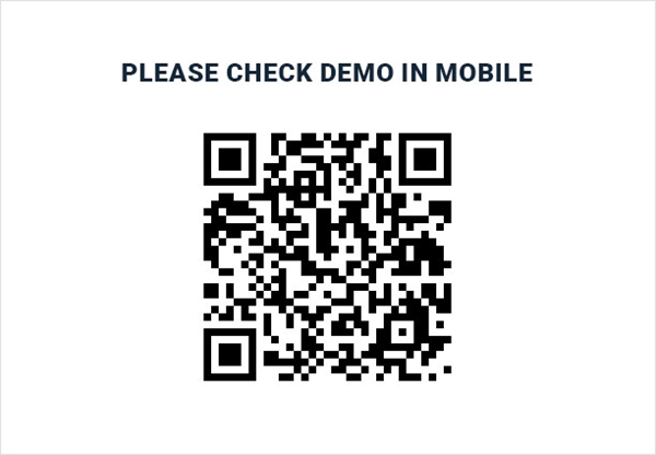 Check Demo in Mobile
