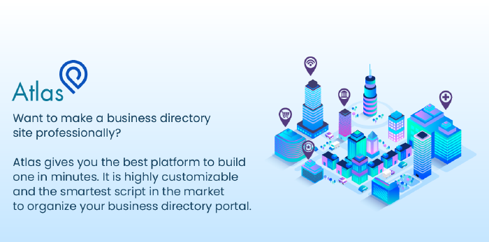 Atlas Business Directory Listing - 1