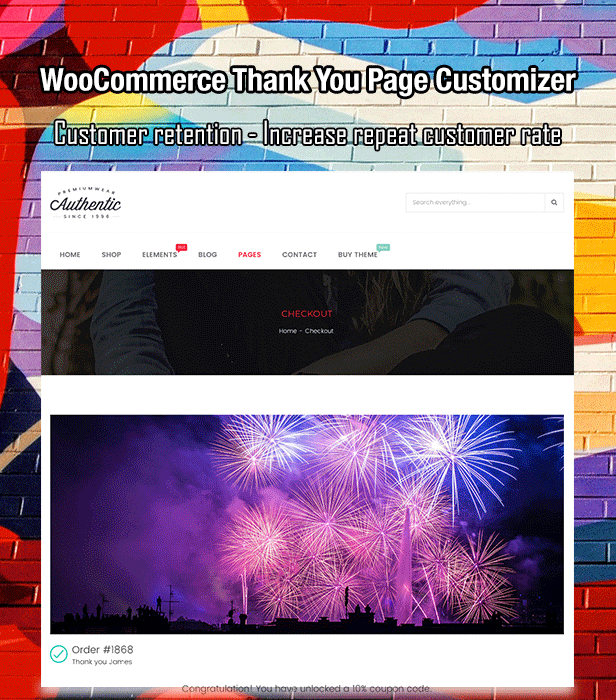 WooCommerce Thank You Page Customizer - Increase Customer Retention Rate - Boost Sales - 6