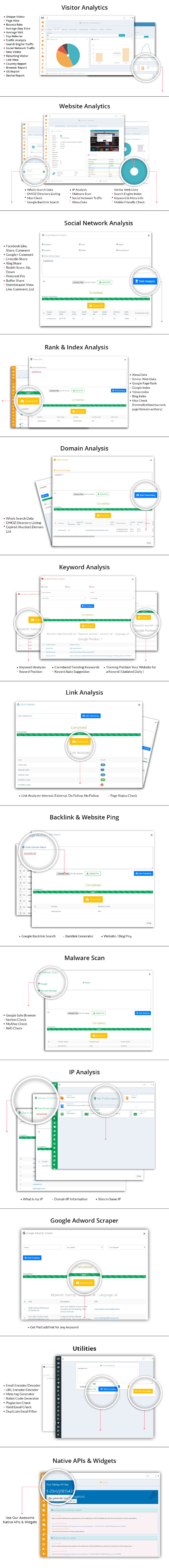 SiteSpy - The Most Complete Visitor Analytics & SEO Tools - 6