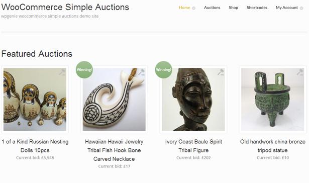 Auctions