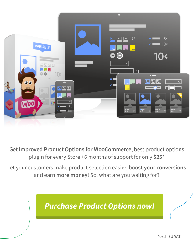 Improved Product Options for WooCommerce - 4