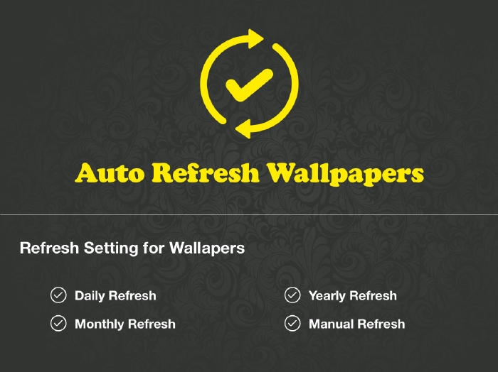 4K/HD Wallpaper Android App ( Auto Shuffle + Gif + Live + Admob + Firebase Noti + PHP Backend) 2.8 - 3