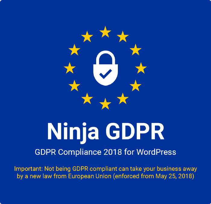 WordPress GDPR Compliance 2019 - 2
