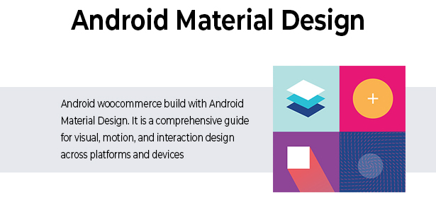 Android Woocommerce - Universal Native Android Ecommerce / Store Full Mobile Application - 11