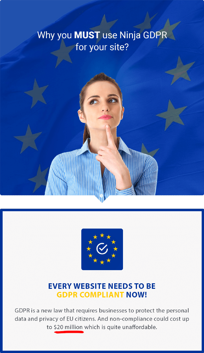 WordPress GDPR Compliance 2019 - 3