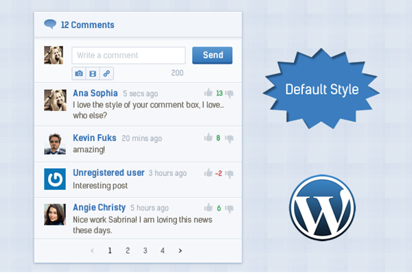 CommentPress - Ajax Comments, Insert, Edit and Delete Comments for WP - 2