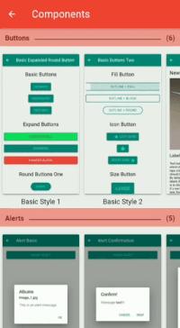 UIUX - IONIC 4 UI Design Components   Multipurpose Starter App - 93
