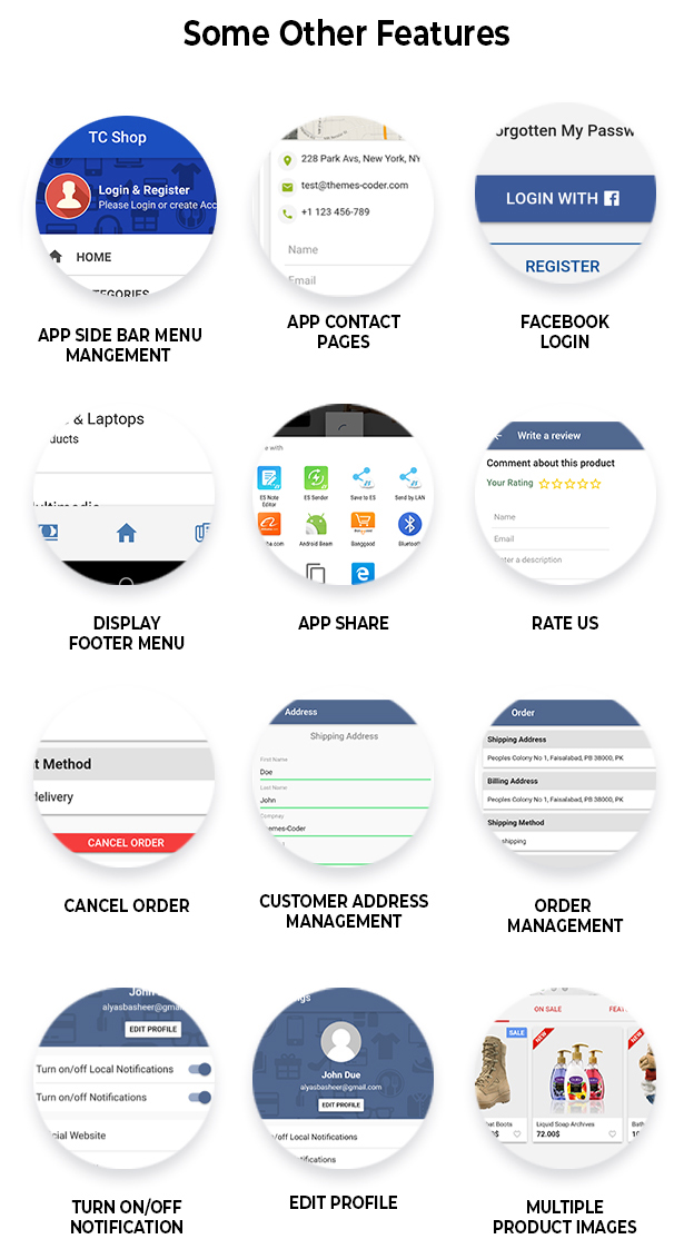 Android Woocommerce - Universal Native Android Ecommerce / Store Full Mobile Application - 5