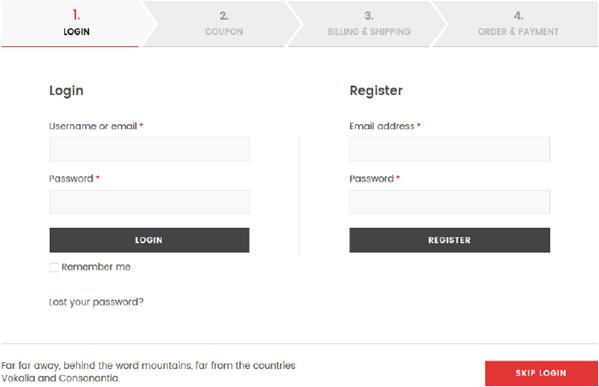 login&register-alternative