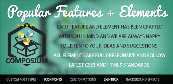Composium - WP Bakery Page Builder Extensions Addon (formerly for Visual Composer) - 11